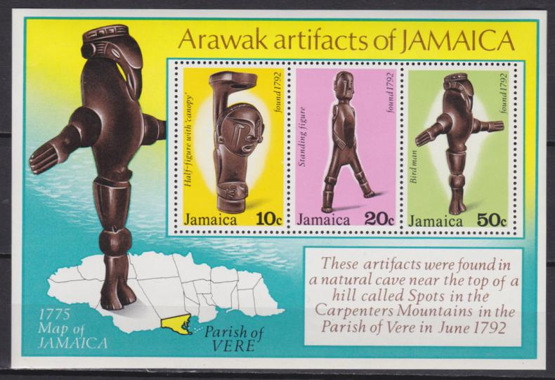 artifacts in jamaica What are artifacts an artifact is a man made object, or an unneeded or unintended byproduct of creole is met with mixed reviews in jamaica as some see it as the language of the lower class and.